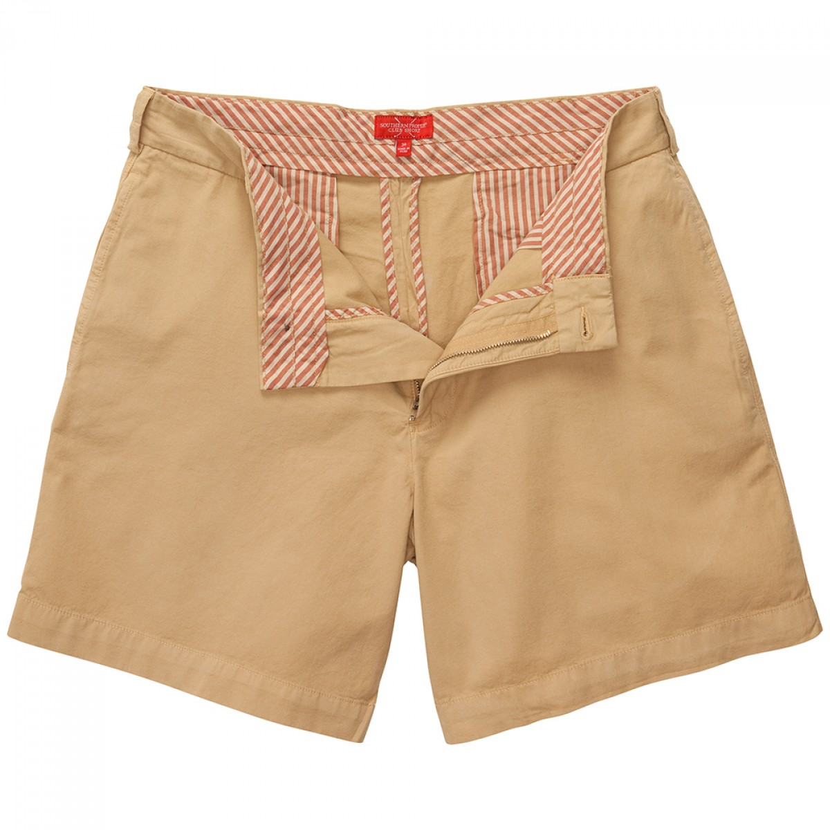 Club Short: Khaki